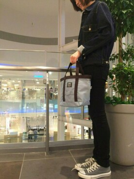 ROOTOTE GALLERY 代官山店|ROOTOTE  STAFFさんの(ROOTOTE|ルートート)を使ったコーディネート