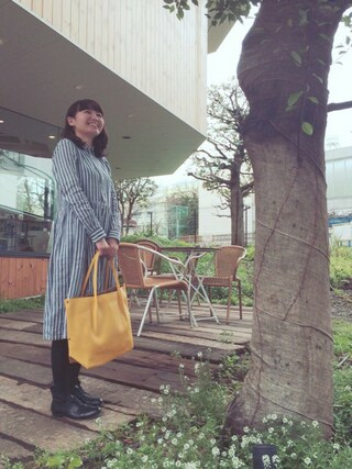 ROOTOTE GALLERY 代官山店|ROOTOTE  STAFFさんの「RT.MED.LT.COL-A(ROOTOTE|ルートート)」を使ったコーディネート