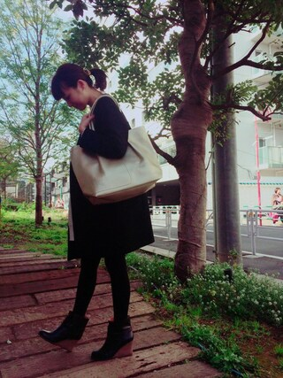 ROOTOTE GALLERY 代官山店|ROOTOTE  STAFFさんの「RT.MED.LT.LTR-A(ROOTOTE|ルートート)」を使ったコーディネート