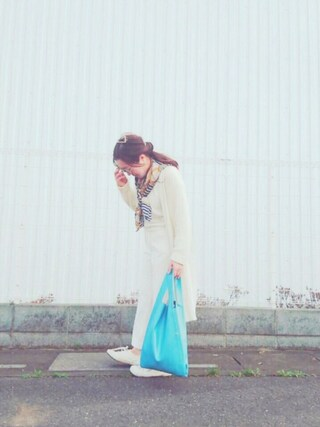 ROOTOTE GALLERY 代官山店|ROOTOTE  STAFFさんの「RS.REG.SN.LTR-A(ROOTOTE|ルートート)」を使ったコーディネート