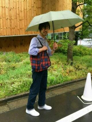 ROOTOTE GALLERY 代官山店 ROOTOTE  STAFFさんの「RT.rainy.LT-C(ROOTOTE ルートート)」を使ったコーディネート