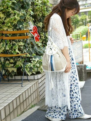 ROOTOTE GALLERY 代官山店|ROOTOTE  STAFFさんの「RT.SAC.LT.3WY-A(ROOTOTE|ルートート)」を使ったコーディネート