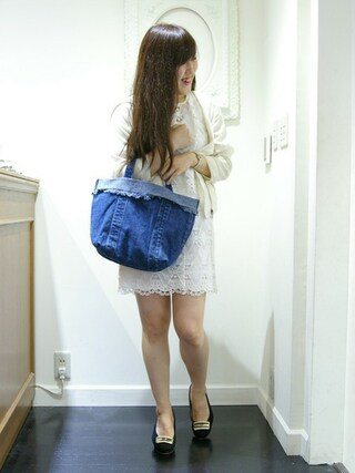 ROOTOTE GALLERY 代官山店|ROOTOTE  STAFFさんの「RT.DL.SC.DCut-A(ROOTOTE|ルートート)」を使ったコーディネート