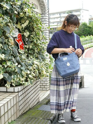 ROOTOTE GALLERY 代官山店|ROOTOTE  STAFFさんの「RT.DEL.SC.2WY-C(ROOTOTE|ルートート)」を使ったコーディネート