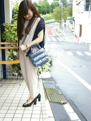 ROOTOTE GALLERY 代官山店|ROOTOTE  STAFFさんの「BR.SY.COL-D(ROOTOTE|ルートート)」を使ったコーディネート