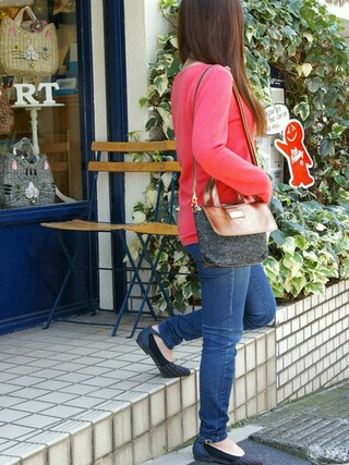 ROOTOTE GALLERY 代官山店|ROOTOTE  STAFFさんの「BR.SY.BASKET-A(ROOTOTE|ルートート)」を使ったコーディネート