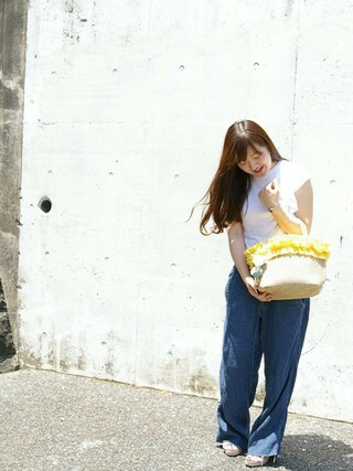ROOTOTE GALLERY 代官山店|ROOTOTE  STAFFさんの「RT.DEL.SY.Bas-D(ROOTOTE|ルートート)」を使ったコーディネート