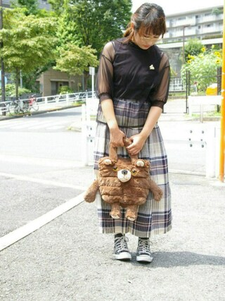 ROOTOTE GALLERY 代官山店|ROOTOTE  STAFFさんの「FE.DELSN.ANM-A(ROOTOTE|ルートート)」を使ったコーディネート