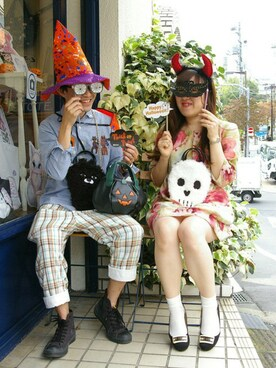 ROOTOTE GALLERY 代官山店|ROOTOTE  STAFFさんの「RT.コドモmotif-A(ROOTOTE)」を使ったコーディネート