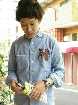 ROOTOTE GALLERY 代官山店|ROOTOTE  STAFFさんの「RT.EYE ROO-A(ROOTOTE|ルートート)」を使ったコーディネート