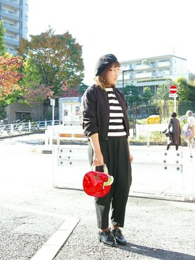 ROOTOTE GALLERY 代官山店|ROOTOTE  STAFFさんの「RT.KODOMO.Fru-A(ROOTOTE|ルートート)」を使ったコーディネート