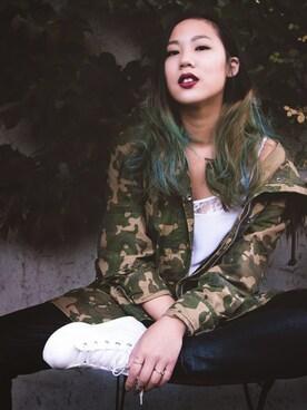 (MAC) using this Chantal Wong looks