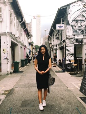(NIKE) using this Chantal Wong looks