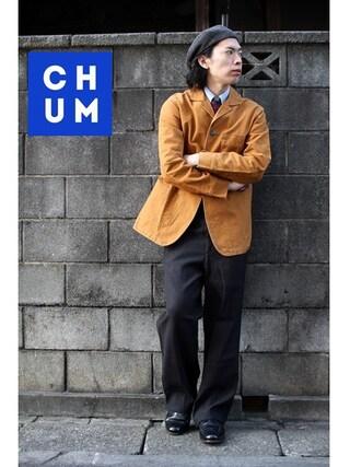 古着屋Chum|chum-kenさんの(Levi's|リーバイス)を使ったコーディネート