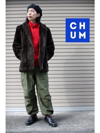 古着屋Chum|chum-kenさんのコーディネート