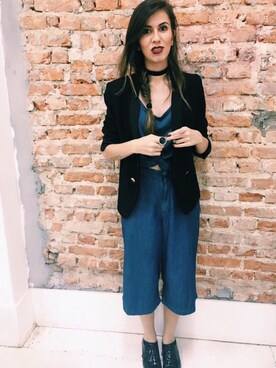 (H&M) using this Carolina Zolin looks