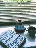 小林布結里さんの「HARIO オリーブウッドコーヒーサーバー 600(GEORGE'S|ジョージズ)」を使ったコーディネート