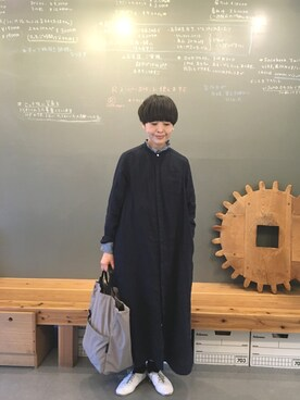 visuna|masumiさんの(ADIEU TRISTESSE|アデュートリステス)を使ったコーディネート