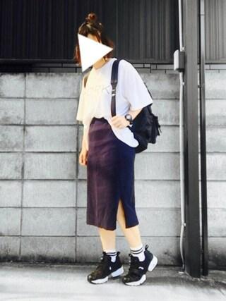 「チャームセットプチペン 714100(LOWRYS FARM)」 using this みいちゃん looks