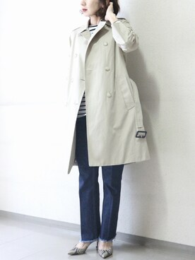No issues.天神ソラリア店|matsucoさんの(Traditional Weatherwear|トラディショナルウェザーウェア)を使ったコーディネート