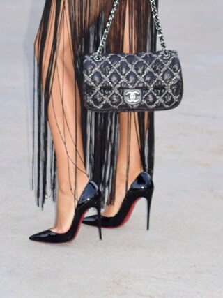 (Christian Louboutin) using this Made of Starlight looks