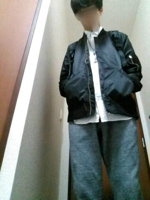 【daiki】さんの「WEGO/エアテックスウェットジョガーパンツ(WEGO)」を使ったコーディネート