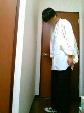 【daiki】さんの(WEGO|ウィゴー)を使ったコーディネート