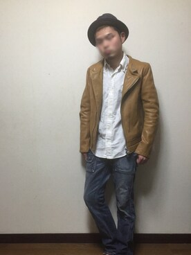 「Polo Ralph Lauren Slim-Fit Cotton Oxford Shirt(POLO RALPH LAUREN)」 using this shu looks