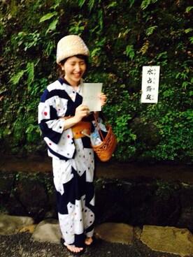 kanaoさんの(てくてく京都)を使ったコーディネート