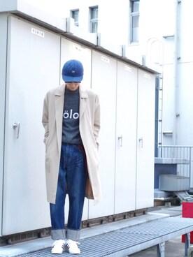 Lui's ルミネマン渋谷店 あらいさんの(Name. ネーム)を使ったコーディネート