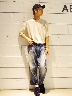 Lui's ルミネマン渋谷店|あらいさんの(Winona|ウィノナ)を使ったコーディネート