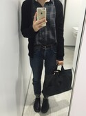 「Levi's Vintage Clothing 1954 501 Jeans(Levi's)」 using this k a n looks