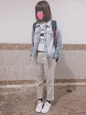 (adidas) using this えん looks