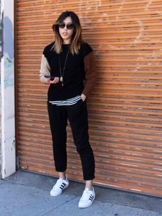 (adidas originals) using this Teresa Lai looks