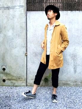 shojisanさんの(quadro|クオドロ)を使ったコーディネート