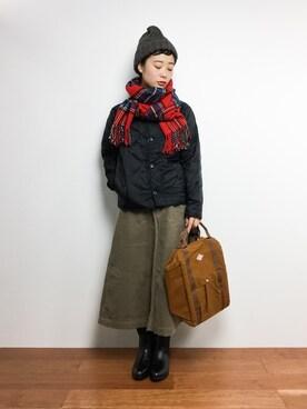 ZOZOTOWN|クボヤさんの「オリジナル ネパールワッチ【niko and ...】(niko and...)」を使ったコーディネート