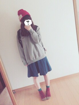 (FILA) using this ふ looks