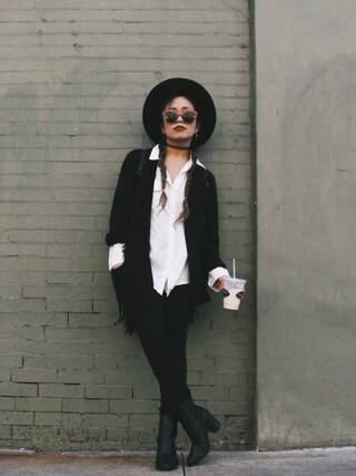 (FREE PEOPLE) using this Rie Victoria Aoki looks