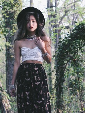 (Spell & the gypsy collective) using this Rie Victoria Aoki looks