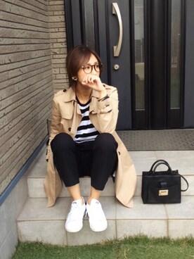 Chinatsu♡さんの(UNIQLO)を使ったコーディネート
