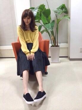 RANDA 本社|nishiさんの(RANDA|ランダ)を使ったコーディネート
