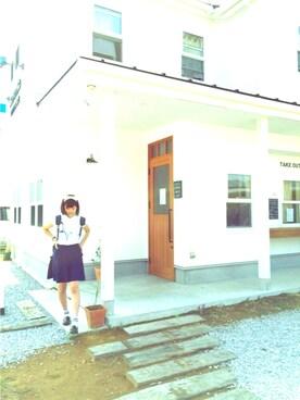 Rina  Iwamuraさんの(Honeys|ハニーズ)を使ったコーディネート