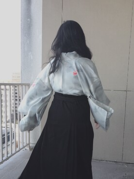 (VINTAGE) using this ソフイ— looks