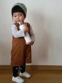 AyumiIryoさんの「サーモ マイボトル / Thermo MY BOTTLE(TODAY'S SPECIAL|トゥデイズスペシャル)」を使ったコーディネート