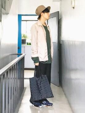 坂口 ユウスケさんの(POLO RALPH LAUREN|ポロラルフローレン)を使ったコーディネート
