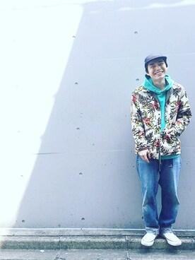 TAKAHIROINOUEさんの(S/DOUBLE|エスダブル)を使ったコーディネート