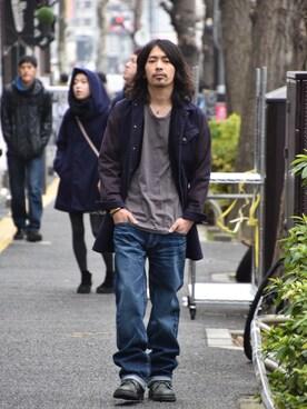 73.Hatanoさんのコーディネート
