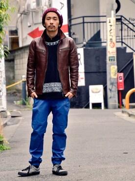 73.Hatanoさんの(VIRGO|ヴァルゴ)を使ったコーディネート