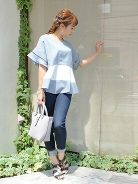 PLAIN CLOTHING TOKYO|chikaさんの(PLAIN CLOTHING|プレーンクロージング)を使ったコーディネート