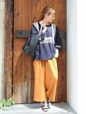 chikaさんの「メッシュカチューシャ【PLAIN CLOTHING】(PLAIN CLOTHING|プレーンクロージング)」を使ったコーディネート
